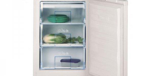 Congelador Vert. Beko FSE 1072