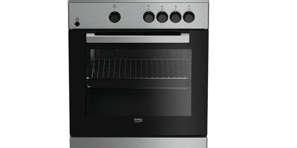 Fogão Gás Beko FSG 62000 DXL