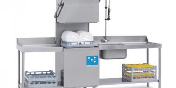 Máquina de louça de Câmpanola Elettrobar Fast 180